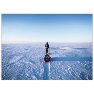 13. Slidėmis per užšalusią Baltijos jūrą