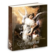 Angelai (Knyga su nedideliais defektais viršelyje)