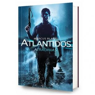 Atlantidos atradimas (Knyga su nedideliais defektais viršelyje)