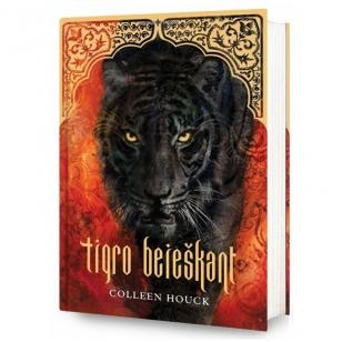 Tigro beieškant (Knyga su nedideliais defektais)