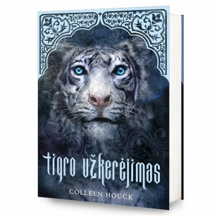 Tigro užkerėjimas (Knyga su nedideliais defektais)