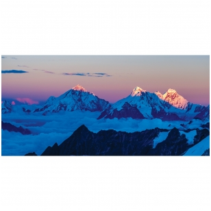 "Dvipusis atvirukas ""Himalajai"""