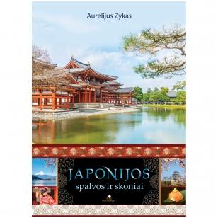 Japonijos spalvos ir skoniai