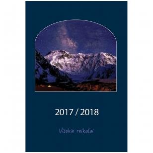 """Kalendorius ir darbo knyga """"Visokie reikalai"""""""