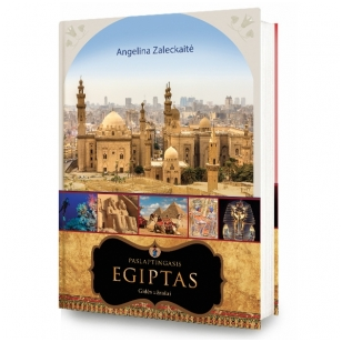 Paslaptingasis EGIPTAS. Gidės užrašai