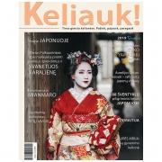 Žurnalas KELIAUK! Rudens numeris 2019