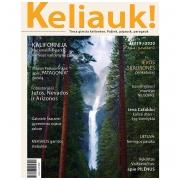Žurnalas KELIAUK! Žiemos numeris 2019/2020