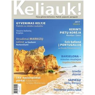 Žurnalas KELIAUK! Vasara