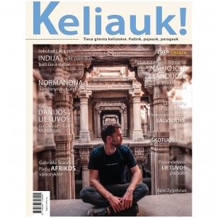 Žurnalas KELIAUK! Vasaros numeris 2019