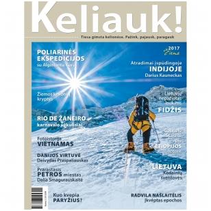 Žurnalas KELIAUK! žiema