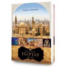 Paslaptingasis EGIPTAS. Gidės užrašai (Knyga su defektais)
