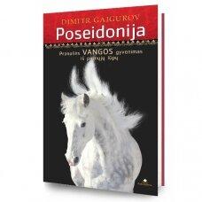 Poseidonija. Pranašės Vangos gyvenimas (Knyga su defektais viršelyje)