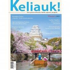 KELIAUK žurnalas. 2021 m. pavasaris