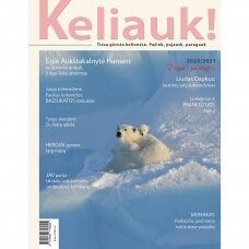 KELIAUK žurnalas. Žiema 2020