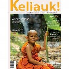 Žurnalas KELIAUK! Vasara 2018