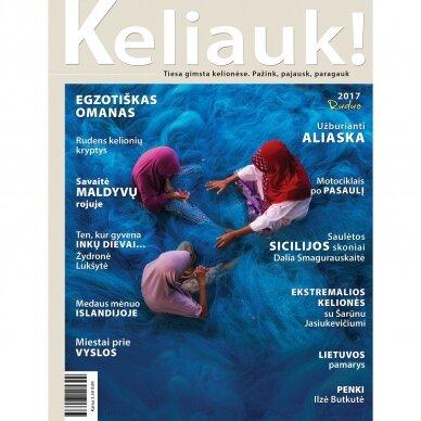 Žurnalas KELIAUK! Ruduo
